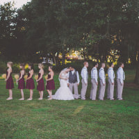 Earthy Rustic Natural Outdoor Florida Wedding http://stacypaulphotography.com/