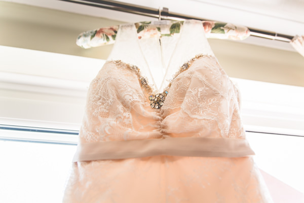 Terry Fox Dress Bride Quirky Summer Country Garden Wedding http://lovethatsmilephotography.com/