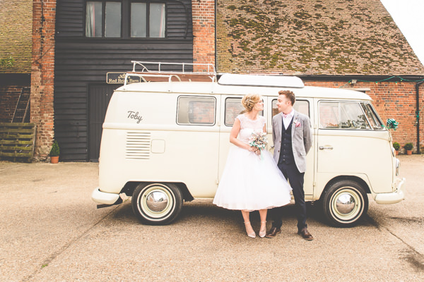 VW Camper Transport Vintage Tea Party Tipi Wedding  http://lovethatsmilephotography.com/