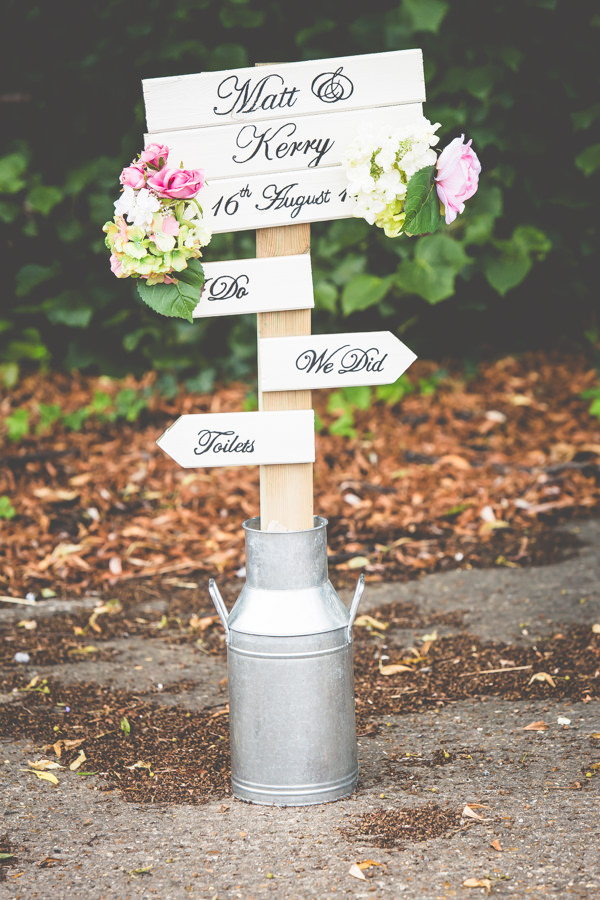 Shabby Chic Calligraphy Sign Vintage Tea Party Tipi Wedding  http://lovethatsmilephotography.com/
