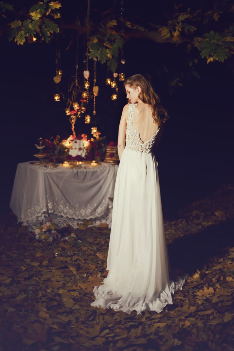 Shanna Melville Bridal Couture 2015 Indian Summer Collection