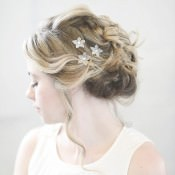 Britten. Couture Bridal Accessories. The Prettiest Hair Pins.