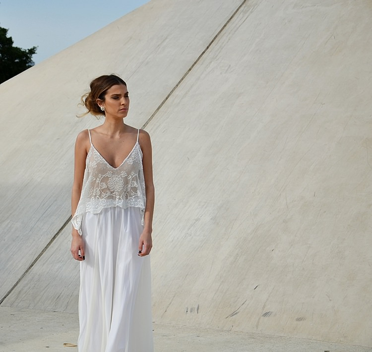 Orit Barzelai Bohemian Beautiful Wedding Dresses