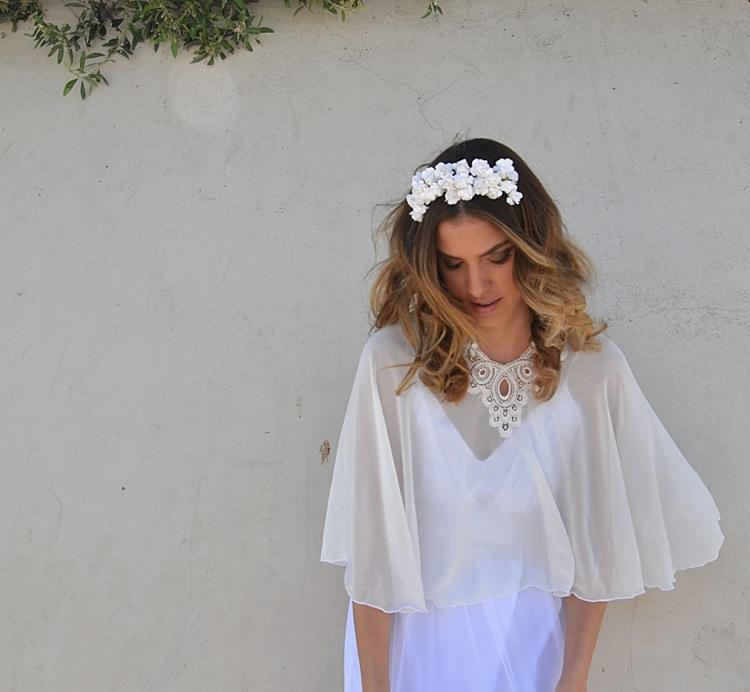 Orit Barzelai Bohemian Wedding Dresses Fashion