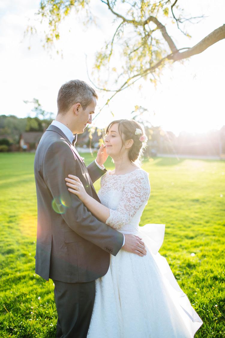 Pretty Quirky DIY Village Hall Wedding http://lauradebourdephotography.com/