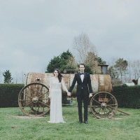 Art Deco Hollywood Glamour Timeless Wedding http://www.lukehayden.co.uk/