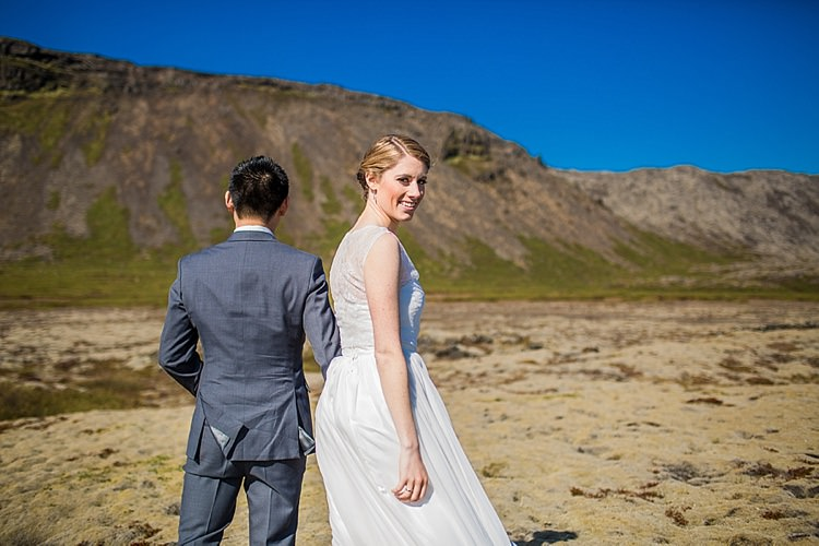Intimate Beautiful Iceland Wedding http://meettheburks.com/