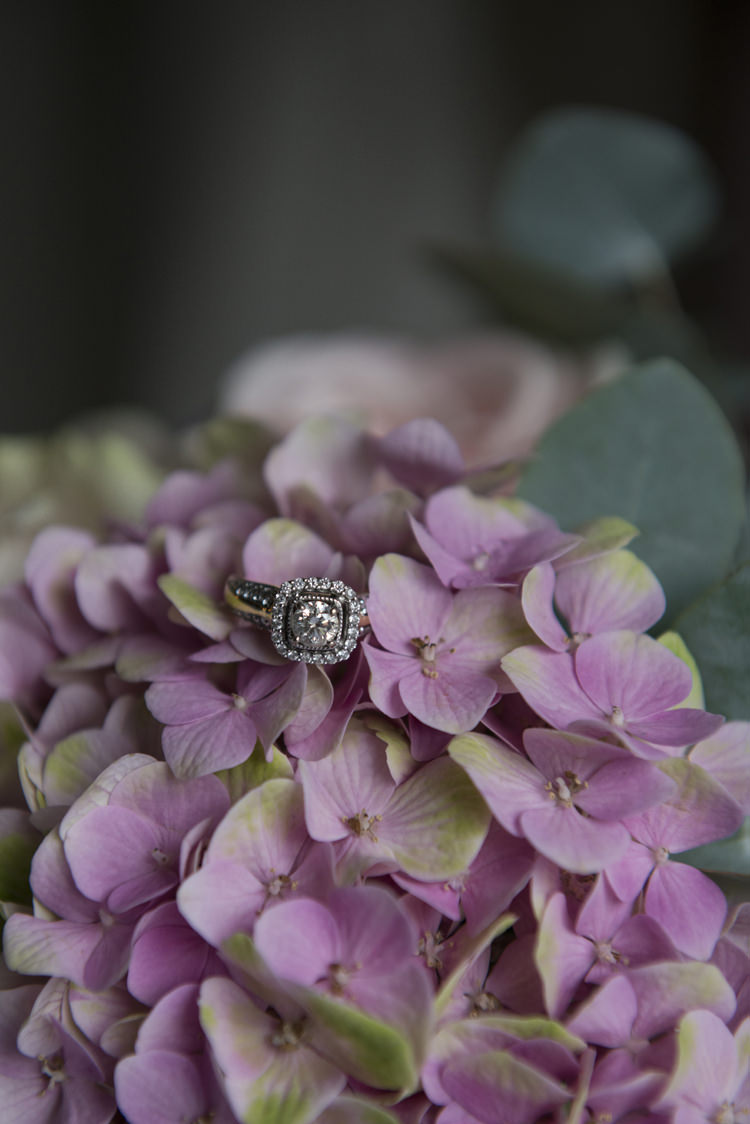 Vintage Engagement Square Diamond Ring Relaxed Bohemian Glamour Pink Blue Wedding http://sarahfyffe.ie/