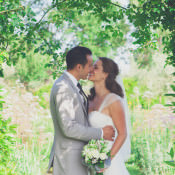 Dreamy Outdoor Tuscany Hamlet Destination Wedding