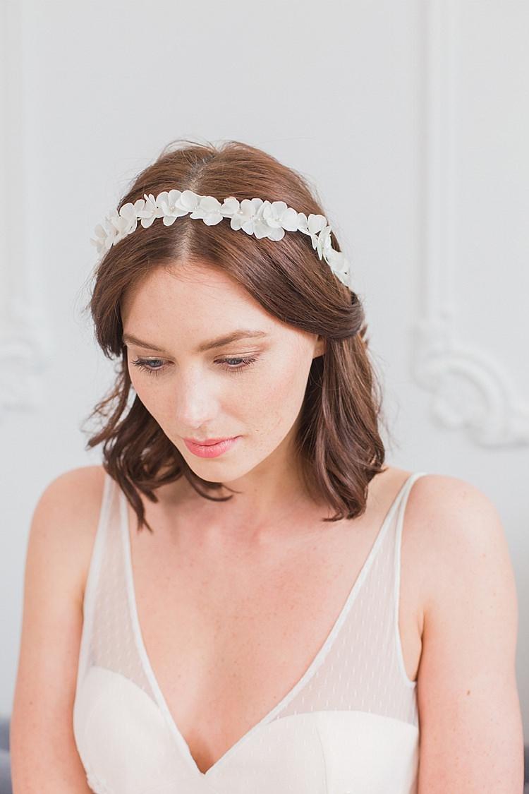beautiful bridal hair vines by britten | whimsical wonderland weddings