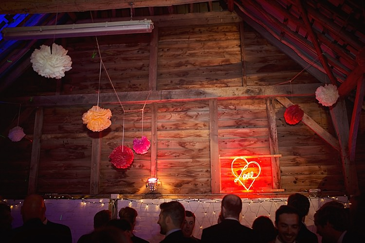 Neon Love Light Stylish Creative Wild Flower Crowns Tipi Wedding http://www.cottoncandyweddings.co.uk/