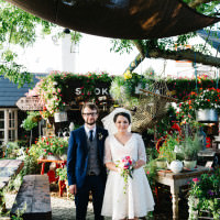 Quirky Casual Crafty Northern Ireland Wedding http://www.honeyandthemoonphotography.co.uk/