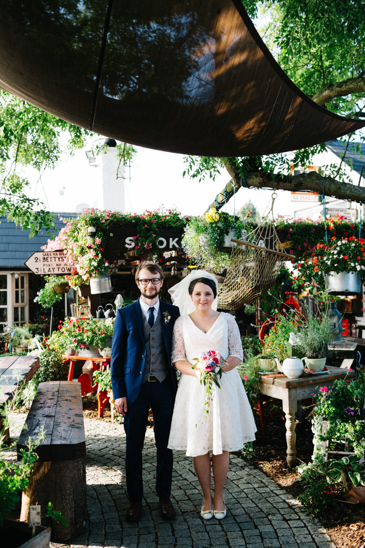 Quirky Casual & Crafty Northern Ireland Restaurant Wedding ...