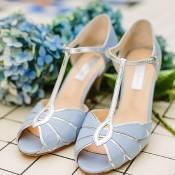 Rachel Simpson Shoes. Pretty Vintage Inspired Bridal & Wedding Accessories