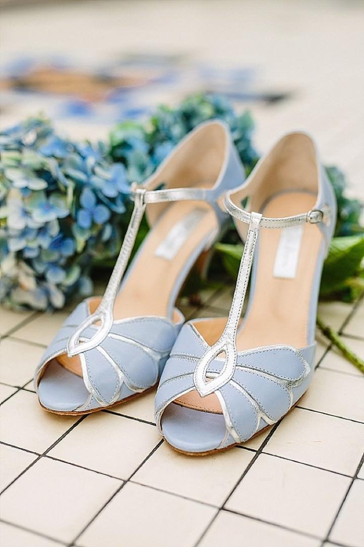 Rachel Simpson Shoes. Pretty Vintage