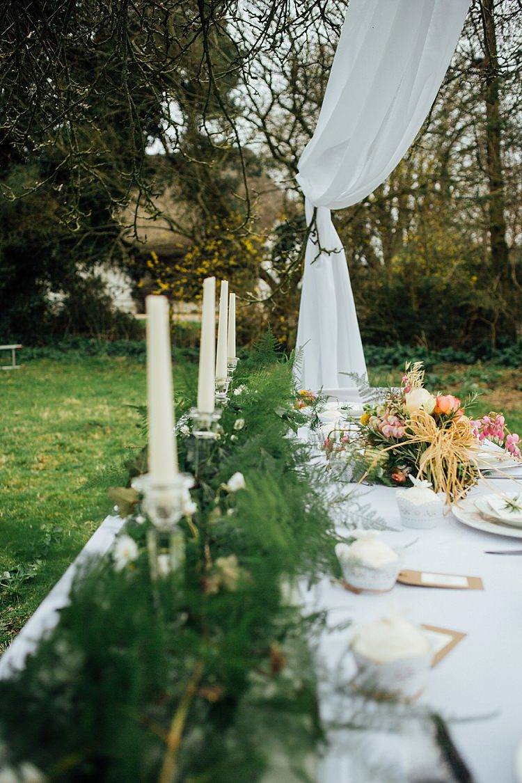 pretty u0026 natural spring blossom orchard garden wedding ideas