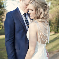 Classic Chic Simple Elegant Champagne Wedding Kent http://kerryannduffy.com/