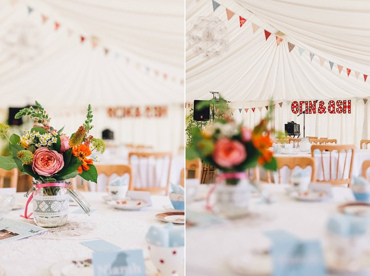 Marquee Colourful Festival Glamping Fete Games Wedding http://www.newforeststudio.com/