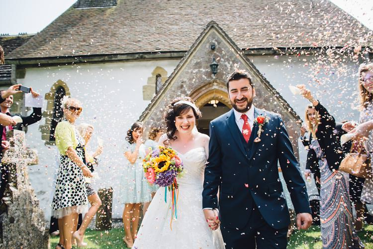 Confetti Throw Colourful Festival Glamping Fete Games Wedding http://www.newforeststudio.com/