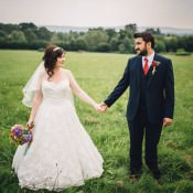 Colourful Festival & Glamping Fete Games Wedding