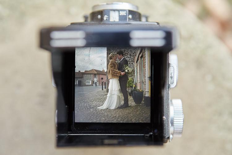 Vintage Camera Quaint Rustic Seaside Windmill Wedding Norfolk http://www.fullerphotographyweddings.co.uk/