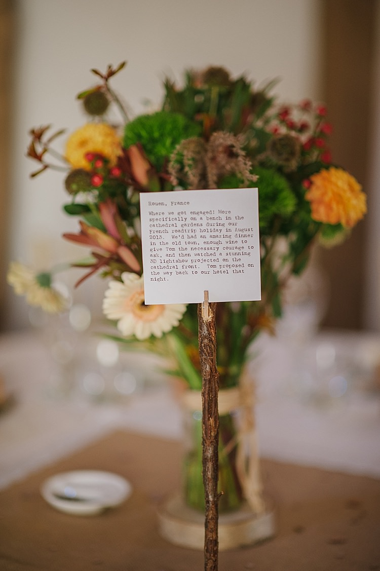 Rustic Wedding Flowers Names : Relaxed rustic woodsy autumn barn wedding whimsical