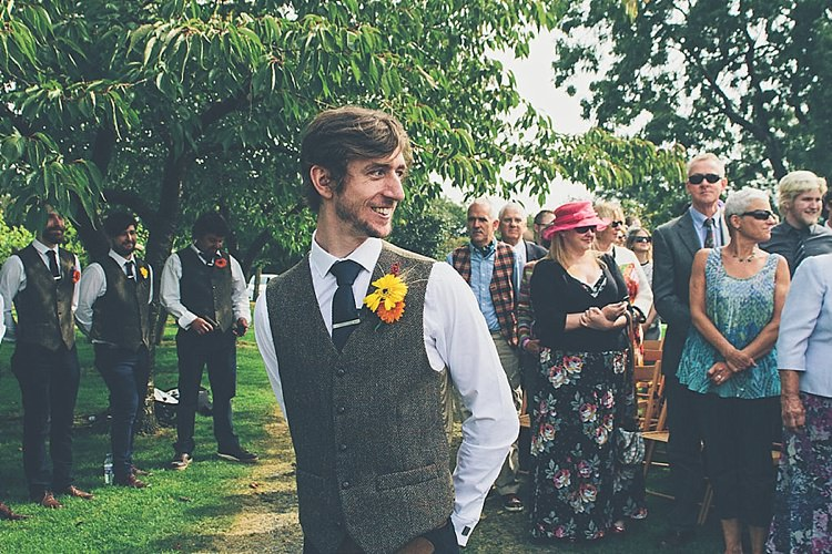 Rainbow Railway Vintage 1950s Home Made Wedding http://www.jessicawitheyphotography.com/