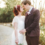 1930s Vintage Inspired Relaxed Jazz Band & Music Filled Wedding