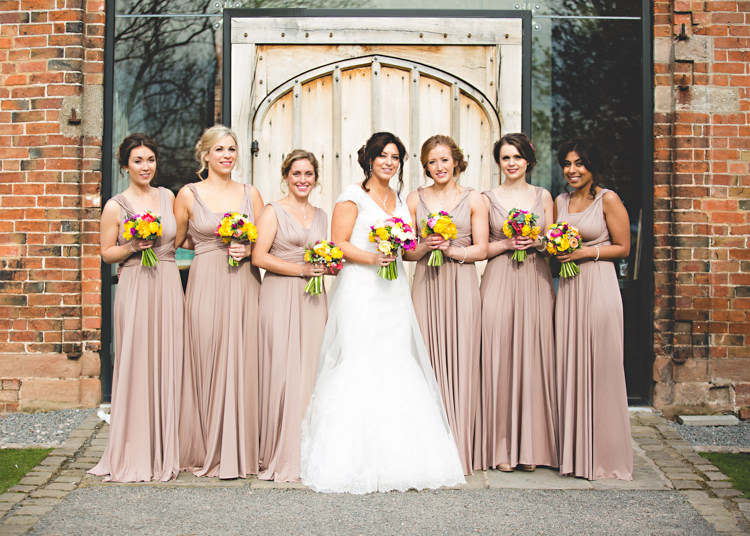 Gold Easter Travel Barn Wedding http://hbaphotography.com/