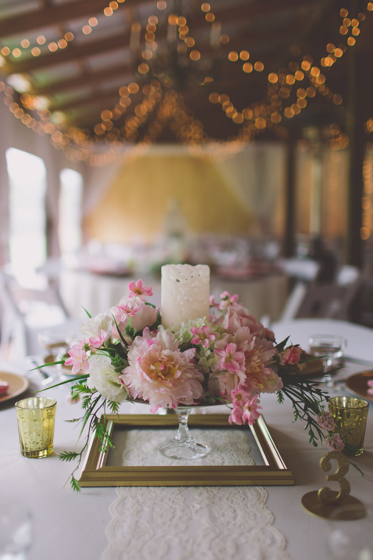 Classic Pink Amp Dreamy Ranch Wedding In Florida Whimsical
