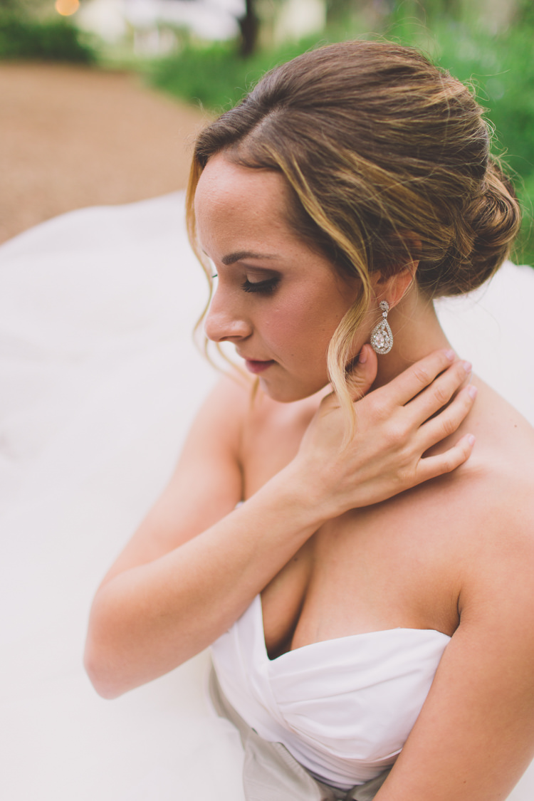 Dreamy And Classic Boxwood Gardens: Classic Pink & Dreamy Ranch Wedding In Florida