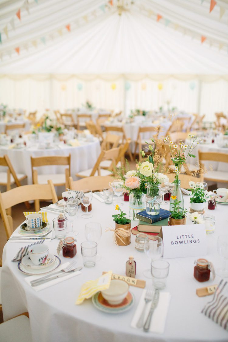 Quaint & Home Made Big Party Farm Wedding | Whimsical Wonderland ...