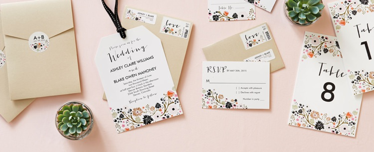 Zazzle Stationery Wedding Invitations