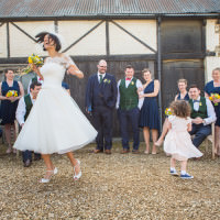 Quirky Spring Barn Humanist Wedding http://www.bethmoseleyphotography.co.uk/