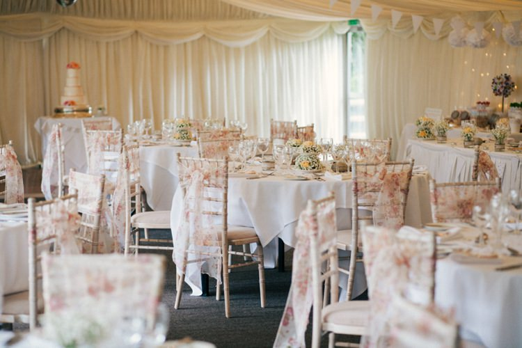 Marquee Whimsical Peach Afternoon Tea Party Wedding Http Clairemacintyre