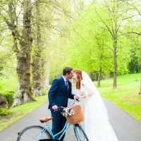 Colourful May Chapel Ruins Outdoor Wedding http://www.sourceimages.co.uk/