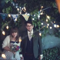 Magical DIY Wedding in the Woods with Hand Written Ceremony Vows http://www.thomasthomasphotography.co.uk/