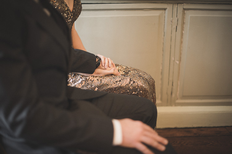 Intimate Christmas Cosy House Wedding Gold Sequin Dress http://www.tomaszkornas.com/