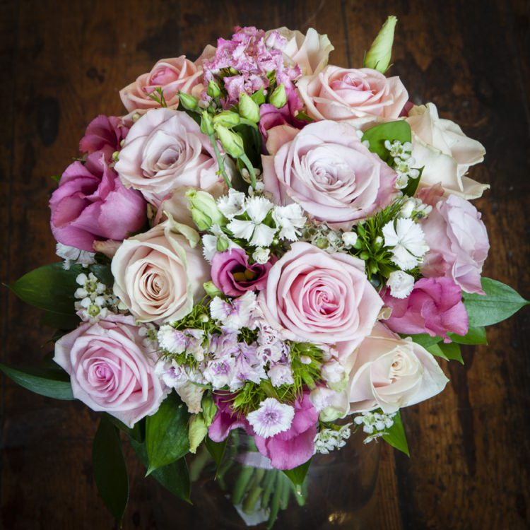 Wedding Directory Suppliers UK Lily Blossom Florist Flowers