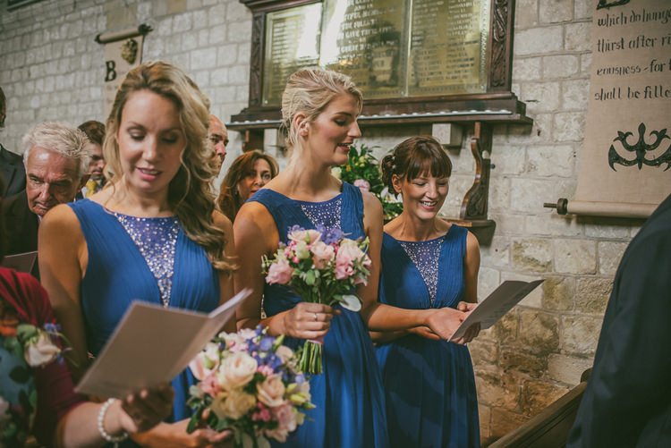 Blue Bridesmaid Dresses Personal Traditional Shabby Chic Pastel Pink Wedding http://www.antony-turner.co.uk/