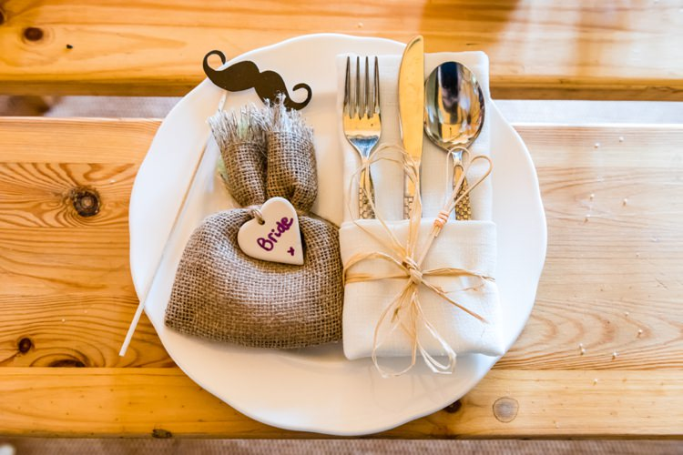 Hessian Favour Bags Relaxed Outdoor Tipi Wedding Child Naming Ceremony http://www.daffodilwaves.co.uk/