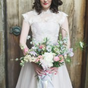 Whimsical Pretty & Romantic Pastel Spring Wedding Ideas