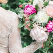 Beautiful Botanical Bohemian Bridal Inspiration