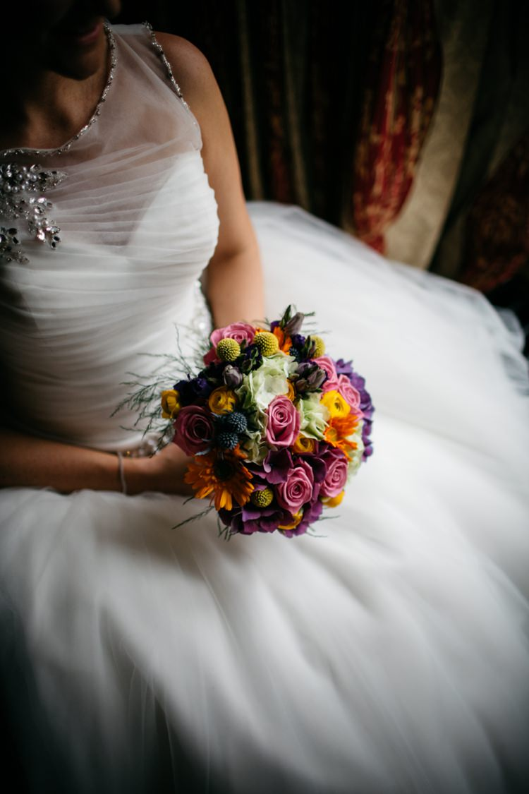 Stunning Wedding Flowers By Lily Blossom Florist Whimsical