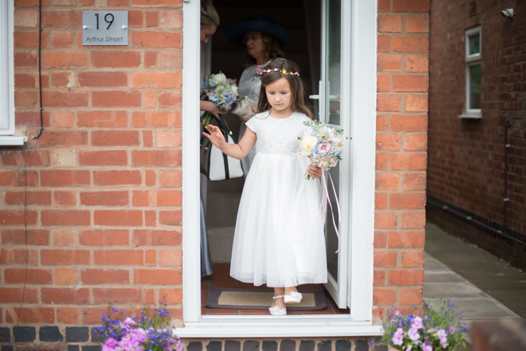 Flower Girl Pretty Pastel Relaxed Rustic Wedding http://www.kayleighpope.co.uk/