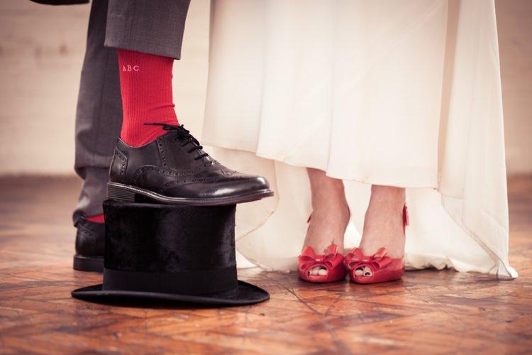 Pantherella Wedding Sock Groom