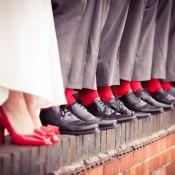 Win your Groom & Groomsmen Wedding Socks with Pantherella