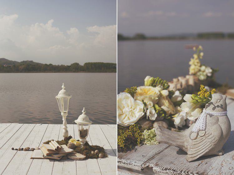 Lake Wedding Ideas