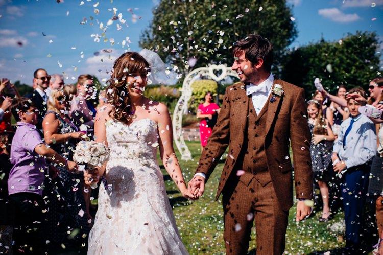 Confetti Garden Music Festival Double Decker Bus Marquee Wedding http://www.mariannechua.com/