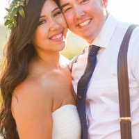 Beautiful Outdoor Surprise Wedding in Southern California http://www.pinesphotography.com/